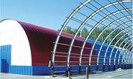 Быстровозводимые металлоконструкции в Спасске-Дальнем