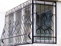 металлические решетки в Спасске-Дальнем