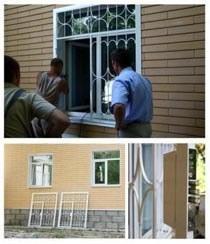 Установка решеток в Спасске-Дальнем