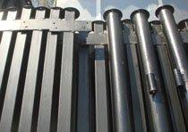 Металлические столбы в Спасске-Дальнем изготовление и монтаж г.Спасск-Дальний
