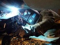 Устранение трещин и микротрещин в металле г.Спасск-Дальний